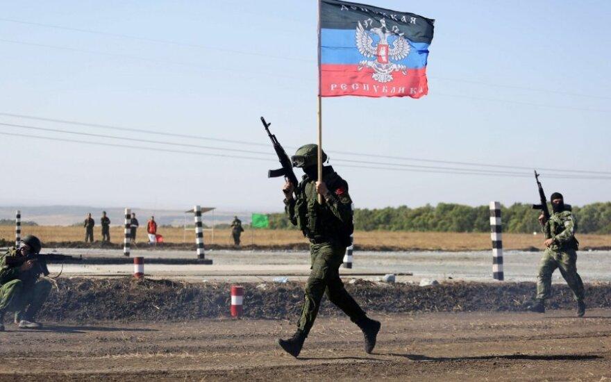 Berlynas ir Paryžius pasmerkė Rusijos sprendimą palengvinti pasų išdavimą Rytų Ukrainoje