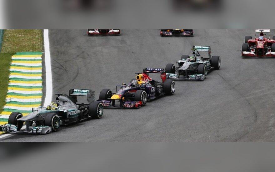 Brazilijos GP lenktynės