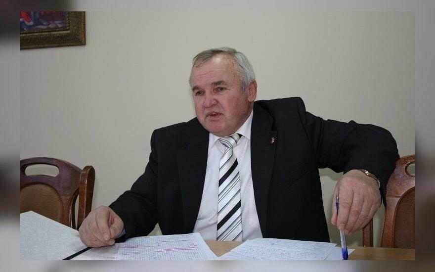 Eidamas 78-uosius metus mirė Donatas Vaclovas Simaitis