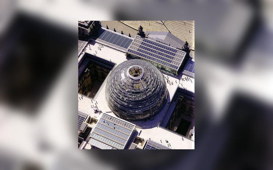 Vokietijos parlamento pastatas