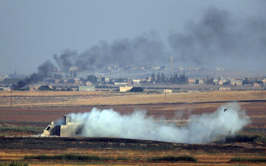 Turkijos karinė operacija Sirijoje