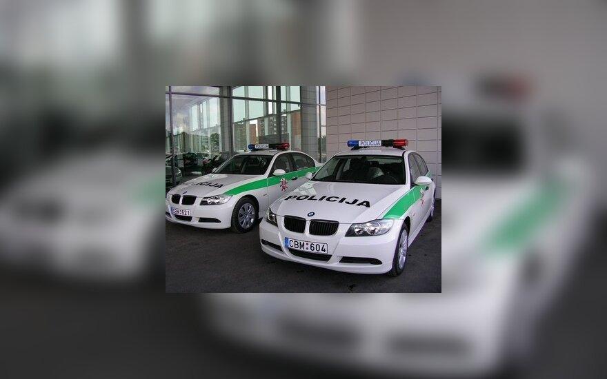 Per savaitę nustatyta 370 neblaivių vairuotojų