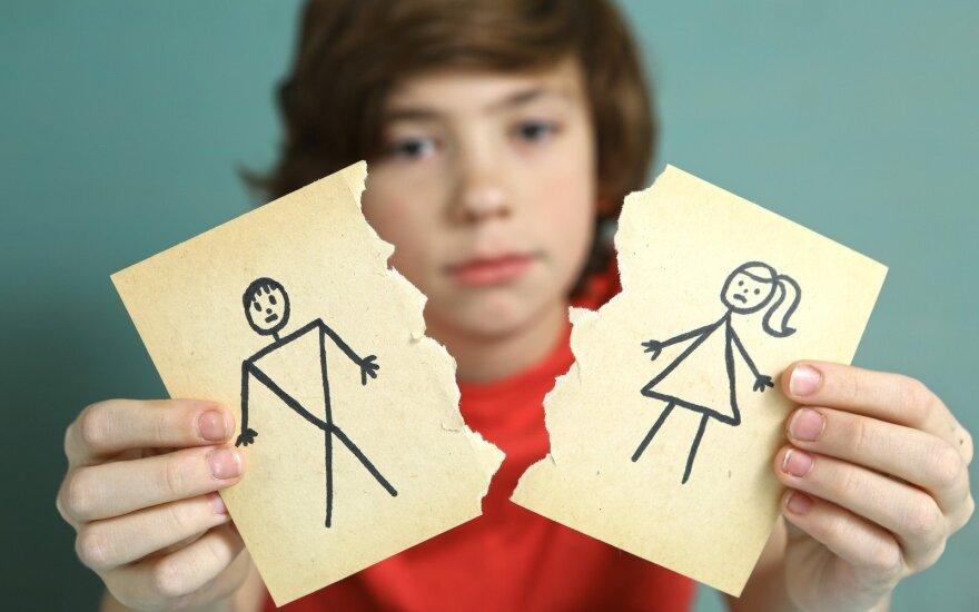A. Kurienė. Didžiausias sunkumas besiskiriančių tėvų vaikams ‒ lojalumo konfliktas