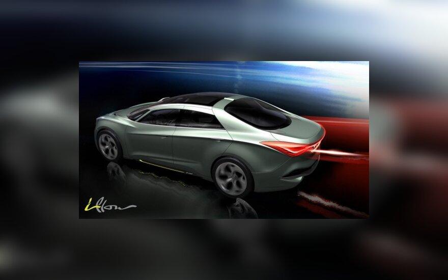 Hyundai i-flow koncepcija