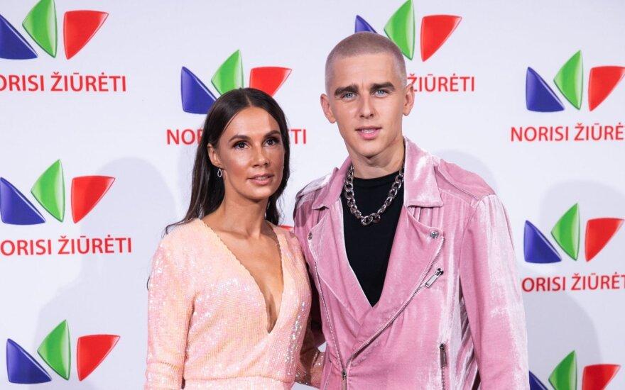 Veronika ir Donatas Montvydai