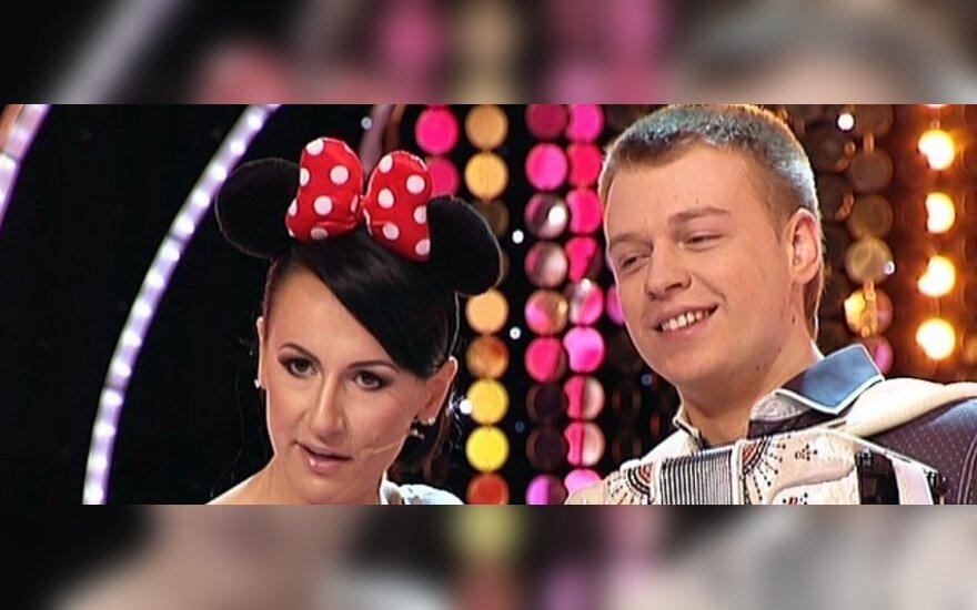 K. Nemycko ir Olegas