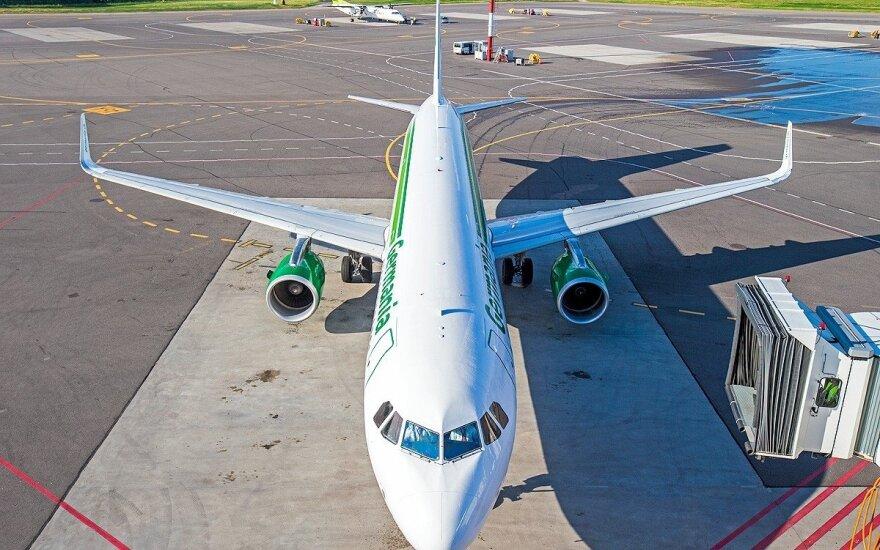 Atnaujinti skrydžiai iš Vilniaus į Šveicariją