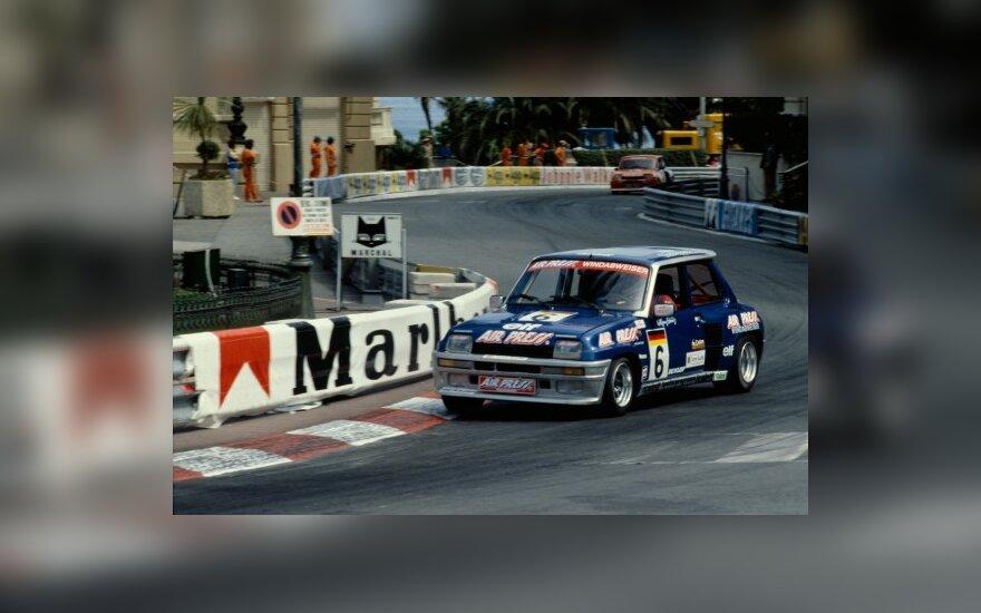 Renault 5 Turbo (Monakas, 1981 m.)