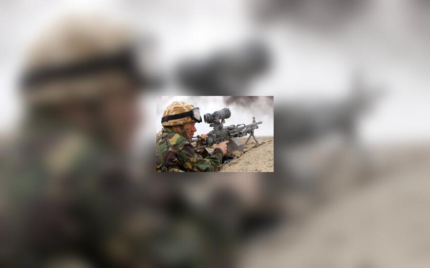 Karys su kulkosvaidžiu