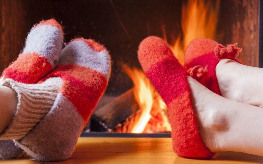 Patarimai, kaip gyventi šilčiau ir pigiau