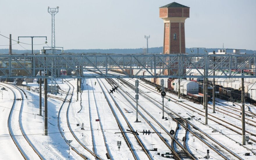 Lithuanian Railways pays EU anti-trust fine for dismantled track to Latvia
