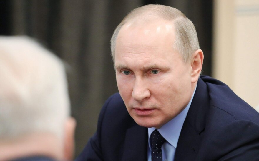 Įvardijo, ko labiau už viską bijo Putinas