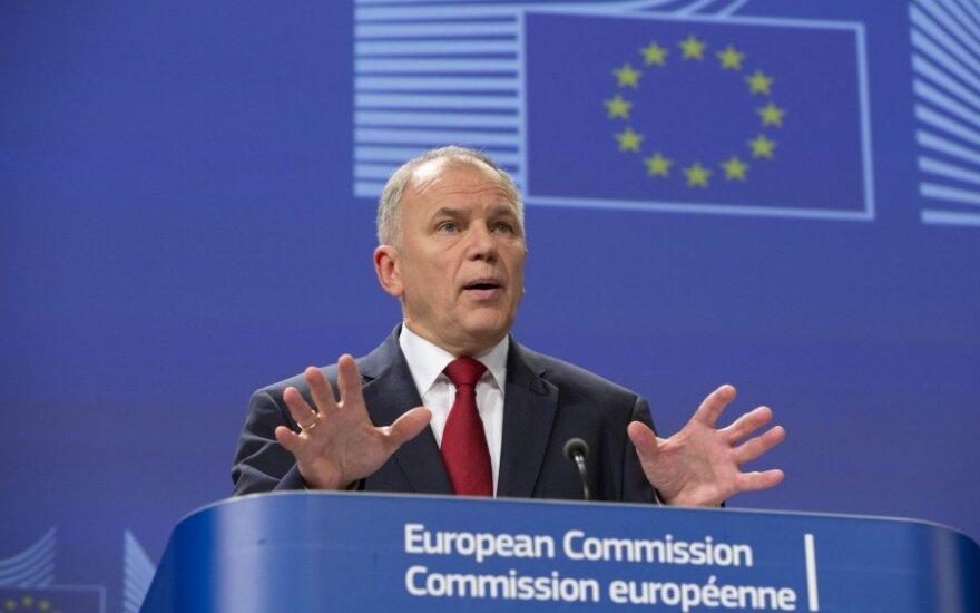 European Commissioner Vytenis Andriukaitis