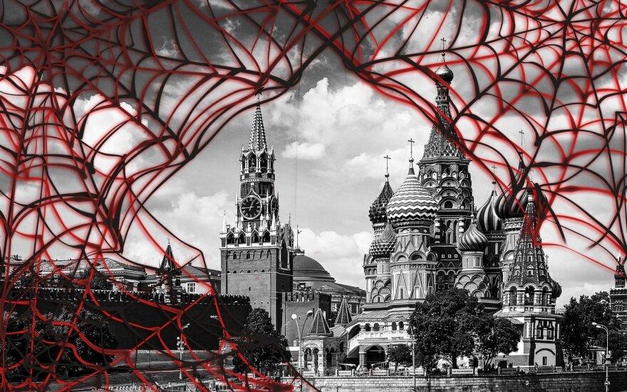 Žygimantas Pavilionis. Davidas J. Krameris. Megzti dialogą su Kremliumi – neprotinga