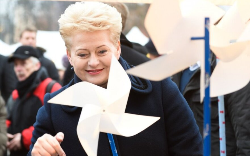 Political scientist: President Grybauskaitė's invitation to Davos sign of recognition