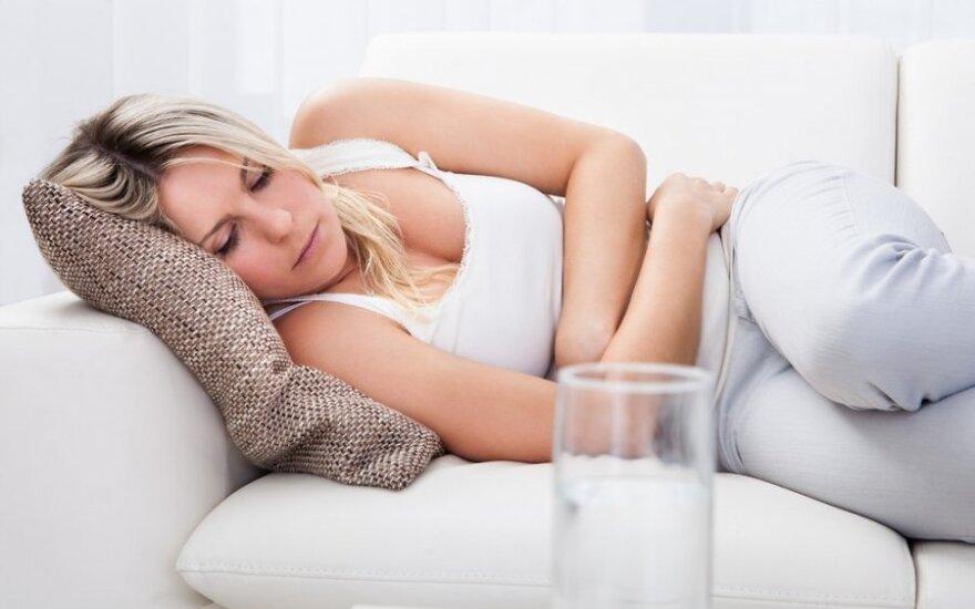 Ką valgyti, kad palengvintume PMS ir <em>tas</em> dienas?