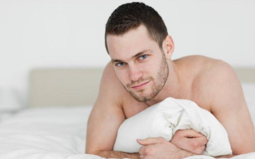 Santykiams rinkosi siaubingus vyrus: nuo vieno pastojo kambariokė