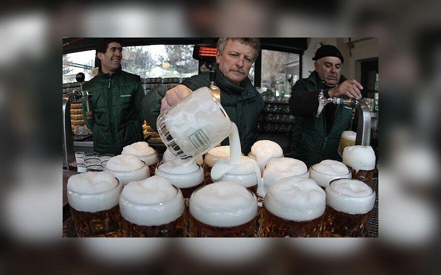 Aludariai: lietuviškas alus netrukus brangs iki penktadalio