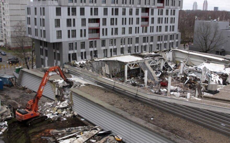 """""""Maximos"""" krizių valdymo planas: gaisro atveju – gelbėti pinigus ir prekes"""