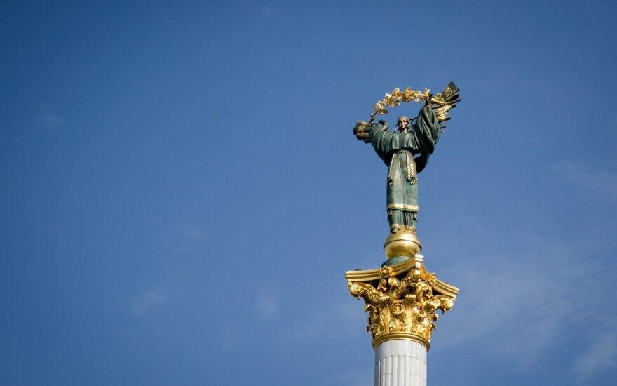 Kijevas planuoja 2020 metų vietos valdžios rinkimus organizuoti visoje Ukrainoje