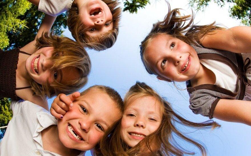 Per vasaros atostogas – užsiėmimai vaikams