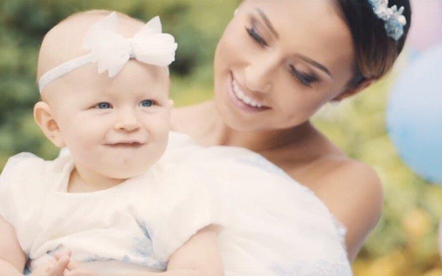 Vasha su dukra Adrija