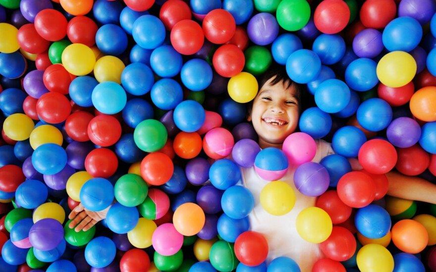 Gebėjimas žaisti gali būti gyvybiškai svarbus
