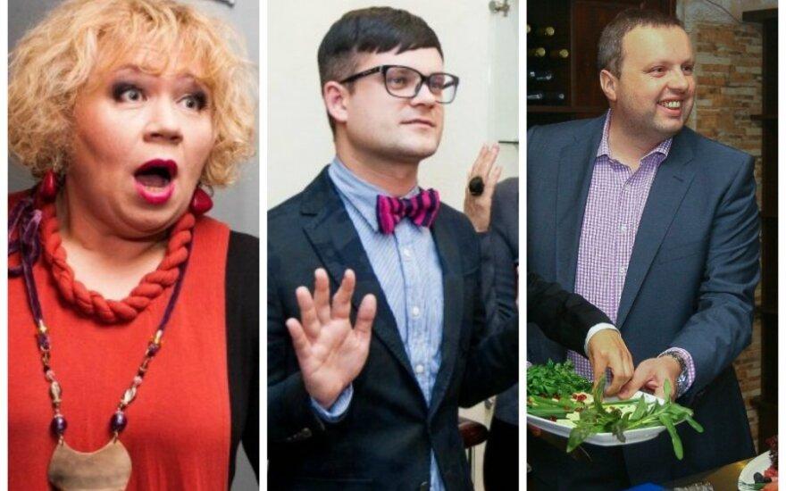 Apie linksmiausius nuotykius televizijoje – iš laidų vedėjų lūpų