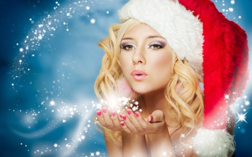 """Kalėdų Senelį, ar žinai <span style=""""color: #ff0000;"""">mano svajonę</span>!? <sup>LAIMĖTOJAI</sup>"""