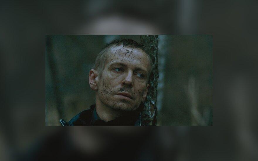 """Kadras iš filmo """"Eurazijos aborigenas"""", Šarūnas Bartas"""