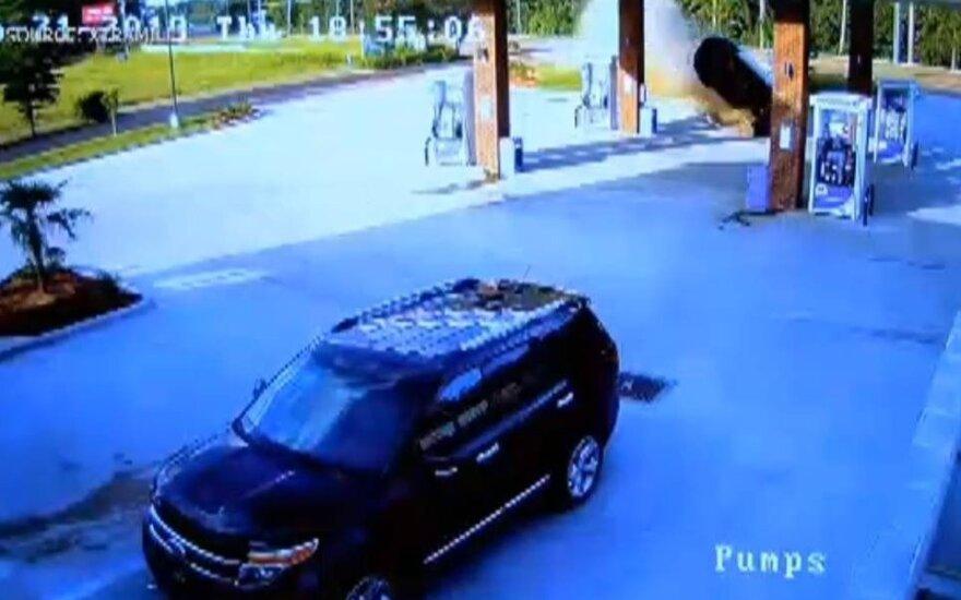 Automobilio avarija