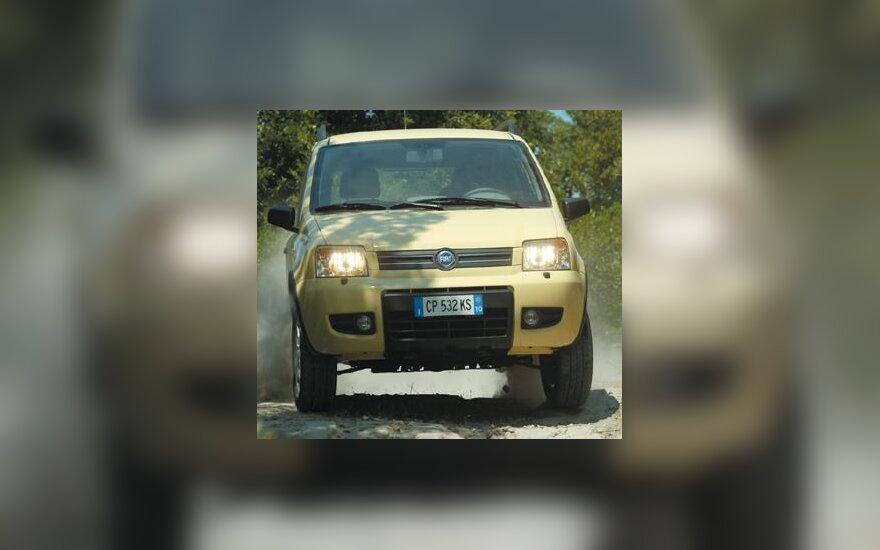 """Fiat Panda 4x4"""