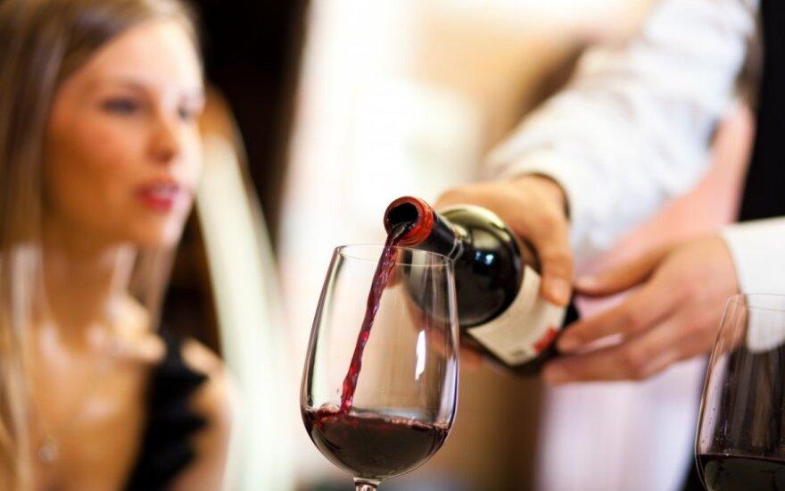 Tigro kūno dalys naudojamos ir vyno gamybai