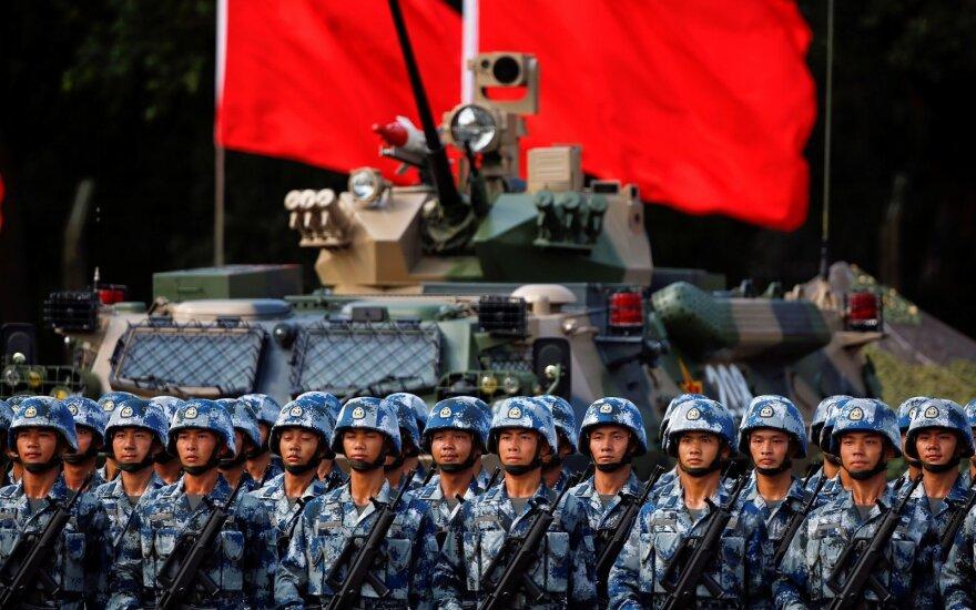 Kinija dar kartą ragina visas puses laikytis Irano branduolinio susitarimo