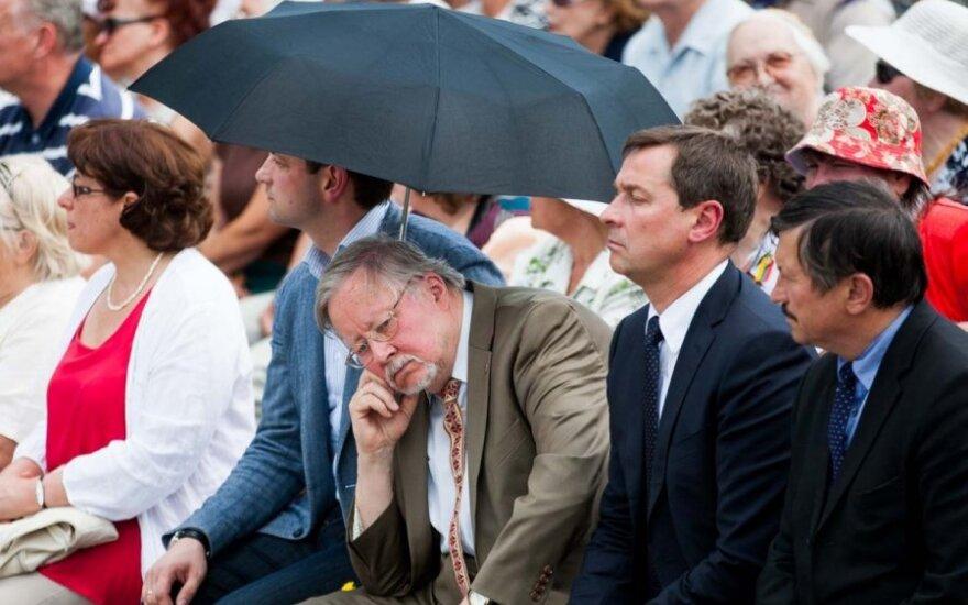 V. Landsbergis: gėjų eitynių uždrausti negalima