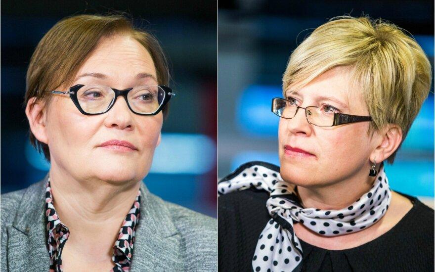 Aušra Maldeikienė, Ingrida Šimonytė