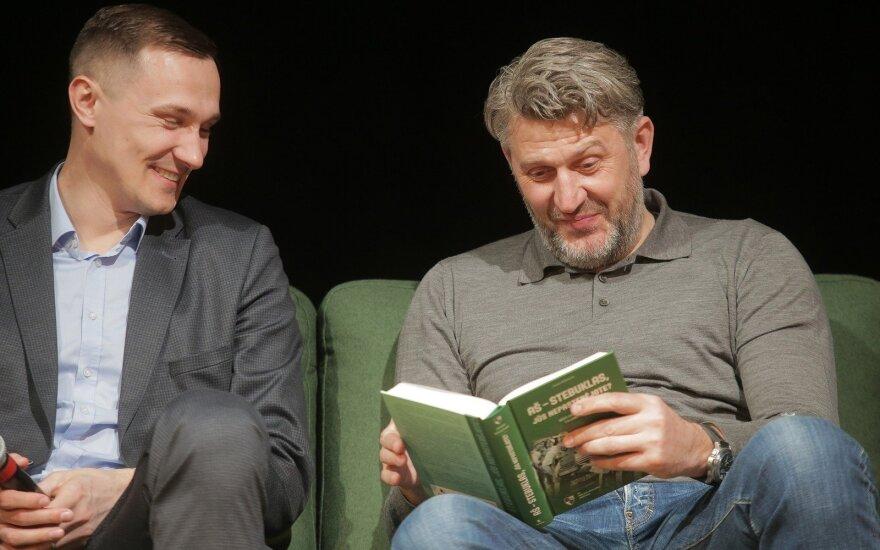 """Knygos """"Aš stebuklas, Jūs nepastebėjote?"""" pristatymas"""
