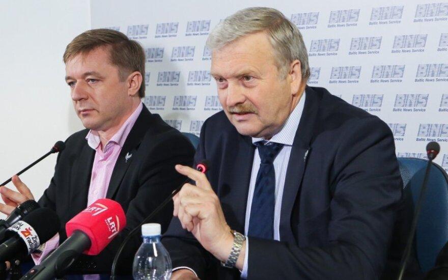Ramūnas Karbauskis, Bronis Ropė