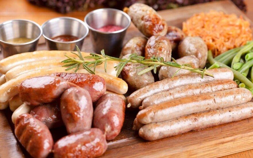 Mitybos specialistė V. Kurpienė: ką valgyti svečioje šalyje?