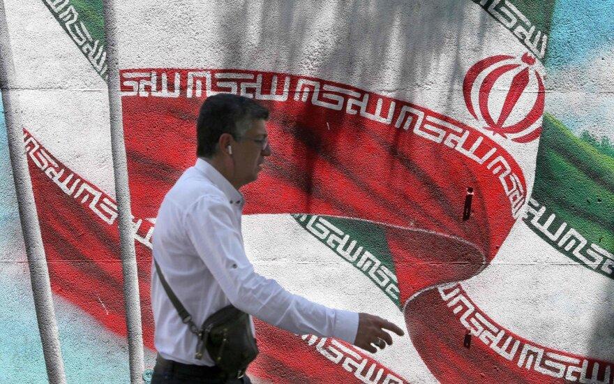 Irano branduolinio susitarimo signatarės renkasi į pasitarimą Vienoje