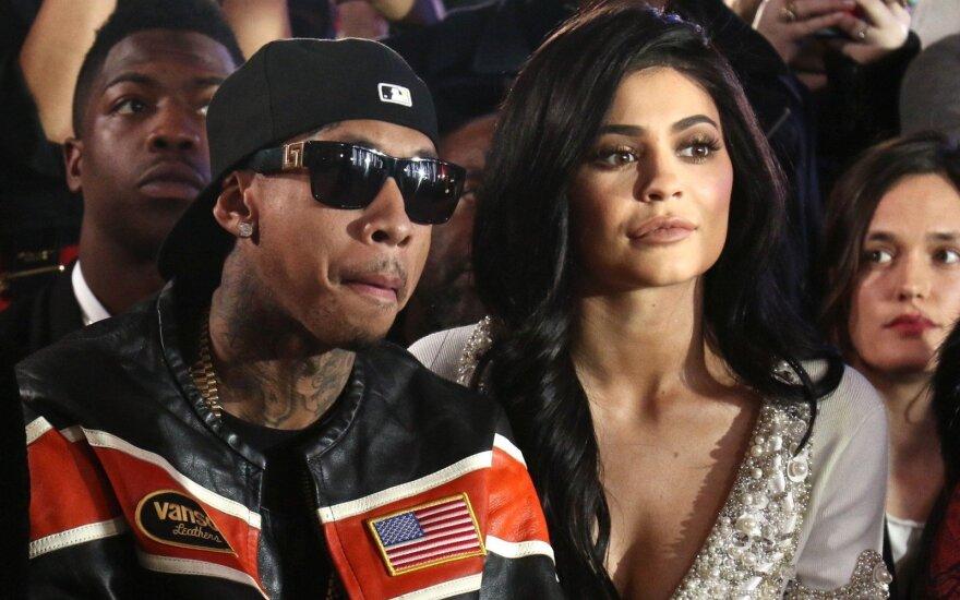 Kylie Jenner ir Tyga