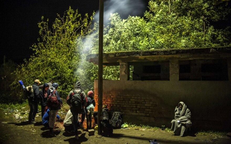 Švedija: migrantams nepatinka jiems skiriami nemokami būstai
