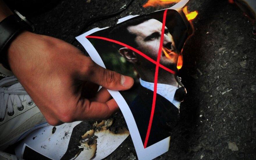 Basharo al Assado atvaizdas