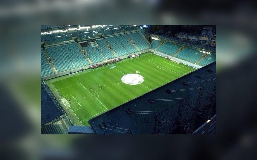 """""""Bayern"""" fanai rungtynes stebėjo iš dangoraižio"""