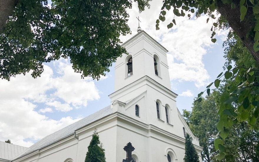 Dar viena naujovė norintiems tuoktis bažnyčioje