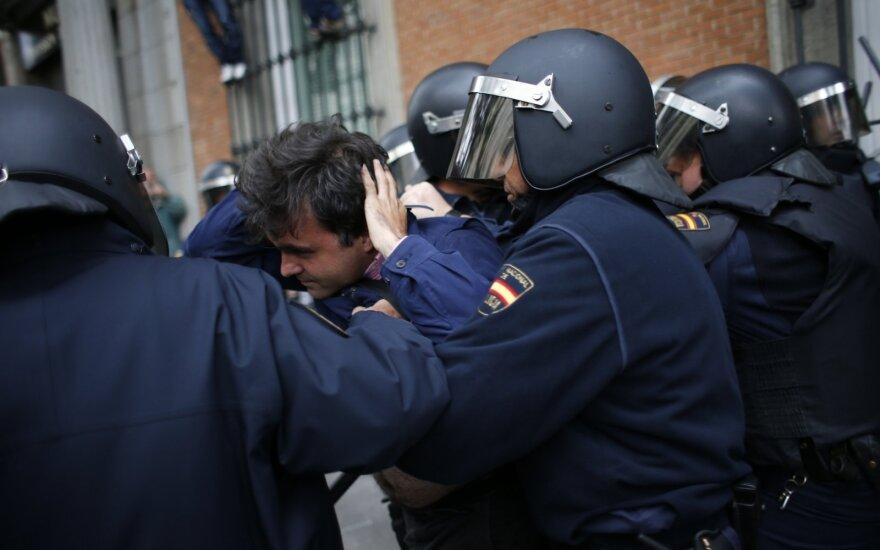 Protestas Madride