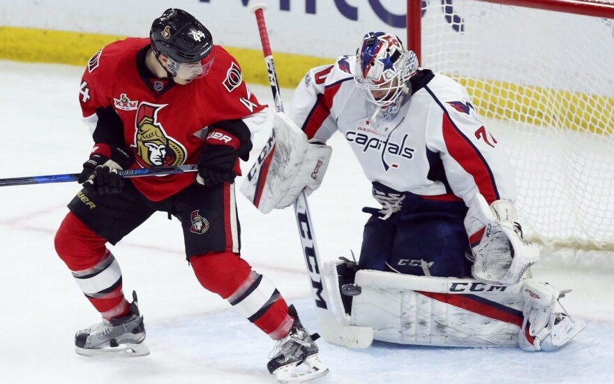 "NHL: ""Capitals"" – ""Senators"""