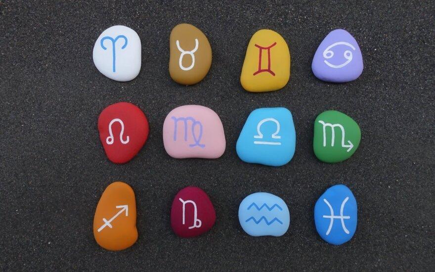 12 Zodiako ženklų