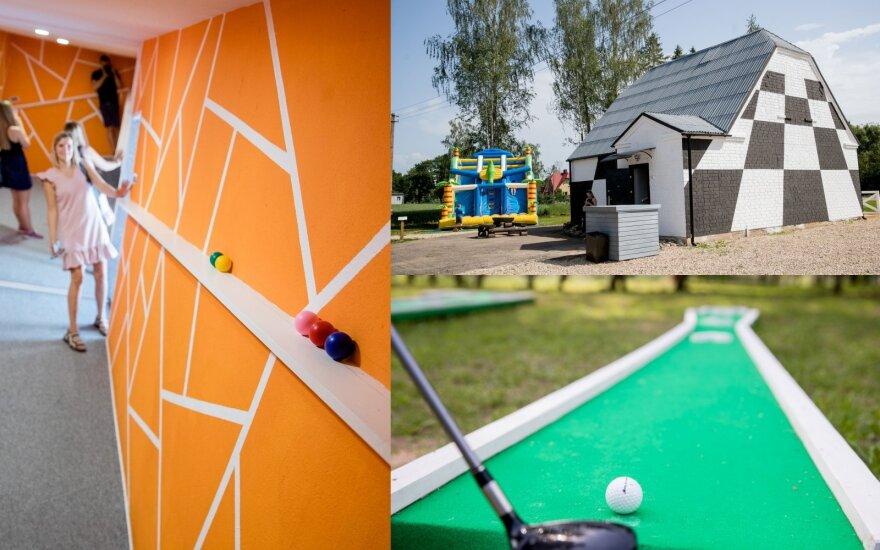 Skambiai pristatytas naujas pramogų parkas Lietuvoje neliko nepastebėtas: lankytojai plūsta, bet patenkinti – ne visi