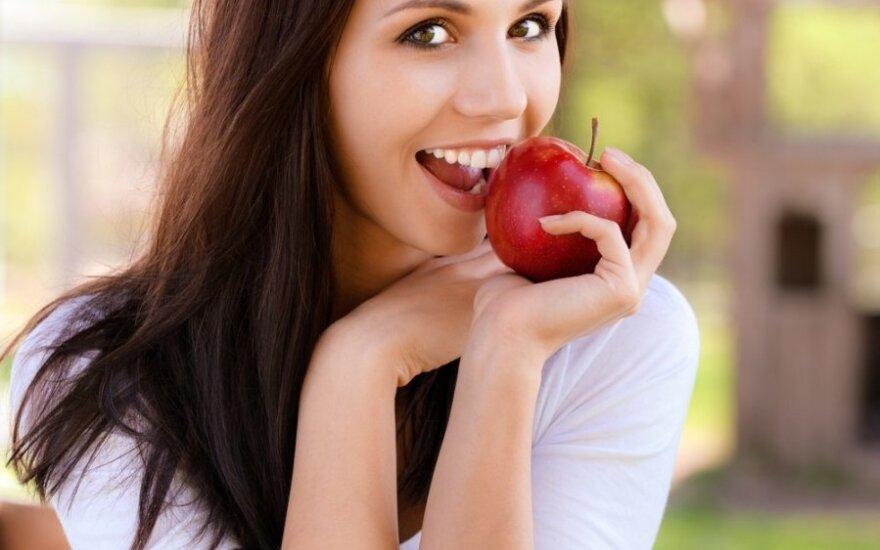 Produktai, padėsiantys išlaikyti odos jaunystę